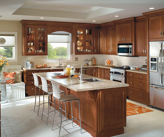 Kitchen Cabinets Nc: Homecrest Cabinetry
